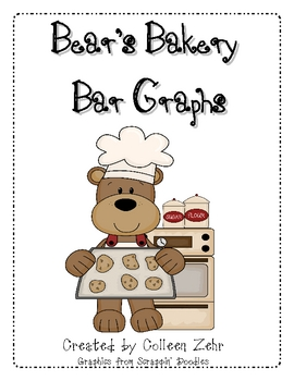 Bear's Bakery Bar Graphs for the Primary Grades (K-3)