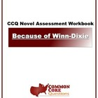 Because of Winn-Dixie - Common Core Aligned Assessment Packet