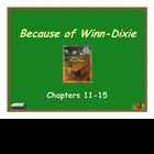 Because of Winn-Dixie Vocabulary #2