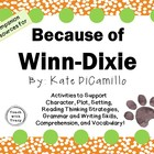 Because of Winn-Dixie by Kate DiCamillo: Characters, Plot,