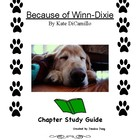 Because of Winn Dixie-complete study guide