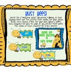 Bee Hallway or Classroom Display Materials