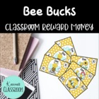 Bee Theme Classroom Money
