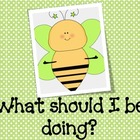 Bee Your Best -  Spring Behavior Posters