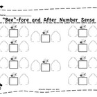 """Bee""-fore and After Number sense"