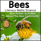 Bees. A Complete Unit of Work About the Bee Community.