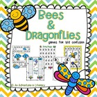 Bees & Dragonflies: Games for b/d confusion/reversal