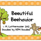 Beeutiful Beehavior Management Mini-Pack