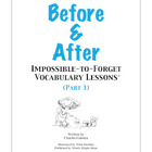 Before & After: Impossible-to-Forget Vocabulary Lessons (1)