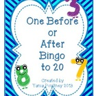 Before or After Bingo