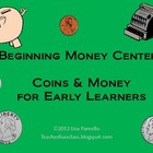 Beginning Money Centers- Set of 5