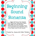 Beginning Sound Bonanza [Complete Pack]