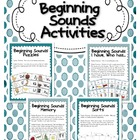Beginning Sounds Activities