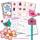 Beginning Sounds Activity Pack