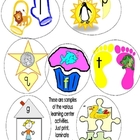 Beginning Sounds: Learning Center Activities