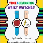 Beginning Sounds Wrist Watches