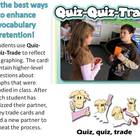 Beginning of Year Ice Breaker Quiz Quiz Trade Cards