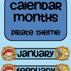 Beginning of the Year Pirates Theme Bundle