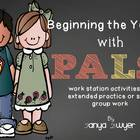 Beginning the Year with Pals
