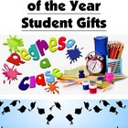 Beginning/End of the Year Gift Ideas