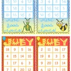 Behavior BINGO  Monthly Game Boards {whole class and small group}