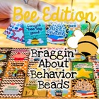 Behavior Badges/Beads (FREE BEE EDITION)