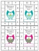 Behavior Cards {sticker charts}
