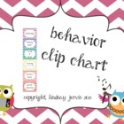 Behavior Clip Chart - Chevron