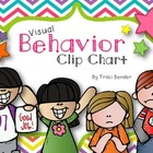 Behavior Clip Chart {Chevron Brights}