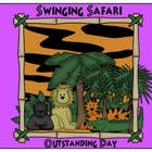 Behavior Clip Chart or Pocket Chart: Safari Themed
