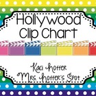 Behavior Clip Charts {Hollywood}