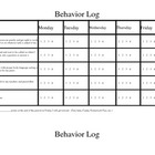 Behavior Log for BIPs