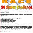 Behavior Management: Amazing Race 50 States Class Challenge