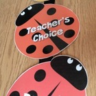 Behavior Clip Chart and Parent Communication Folders- Ladybugs