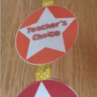 Behavior Clip Chart and Parent Communication Folders-Theme:Stars