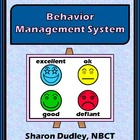 Behavior Management System - Color Coded