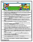 Behavior Report for Classroom Management and Accountability
