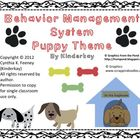 Behavioral Management System with a Puppy Theme - Individu