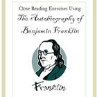 Ben Franklin Close Reading Activity