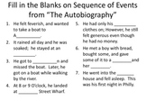 Ben Franklins Autobiography Guided Reading, Essay, Student
