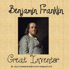 Benjamin Franklin&#039;s Inventions Power Point (powerpoint)