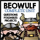 Beowulf: Complete Unit with Questions and Activities
