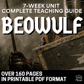 Beowulf Literature Guide: Common Core Aligned Teaching Guide