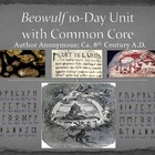Beowulf Unit (10-Day),Common Core,PP Pres.,Full Modern Tex