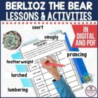 Berlioz the Bear Guided Reading Unit by Jan Brett