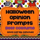 Best Halloween Costume:  Opinion Prompts