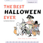 The Best Halloween Ever by Barbara Robinson: Novel study
