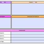 Best Lesson Plan Template (PDF Fillable Form)