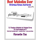 Best Melodies Ever: Christmas Hymns and Carols Instrumenta