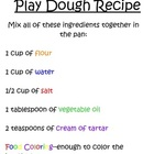 Best Play-Dough Recipe